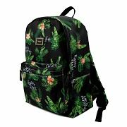 로맨틱크라운 Tropical Backpack_Black