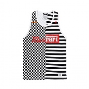 스티그마 STIGMA RACING SLEEVELESS BLACK