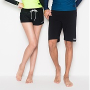 [루틴] ROOUTINE BLACK COUPLE BOARD SHORT (RP0019)