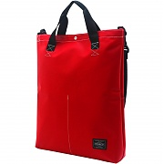 TAPO Cross & Tote Bag_Red