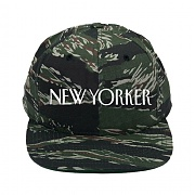 BLACK SCALE New Yorker Snap Back