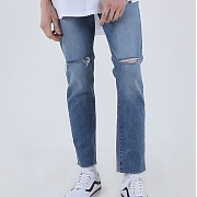 바이엘 CUTTING JEANS BLUE