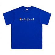 모티패스트 Motifest - Basic Motipion Tee PS Ver. (Royal Blue)
