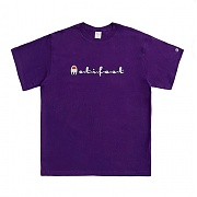 모티패스트 Motifest - Basic Motipion Tee PS Ver. (Purple)