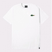 REBEL8 WATER HAZARD TEE WHITE