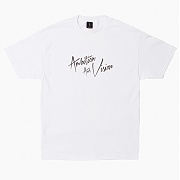 808 Ambition And Vision S/S White
