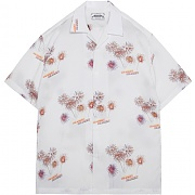 모디파이드 M1337 fireworks hawaiian shirt (white)