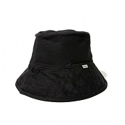 SP FISHERMAN BUCKET HAT-BLACK
