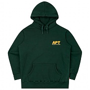 아파트먼트 Part Back Hoodie - Green