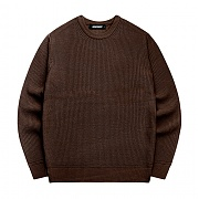 Primary Knit - Brown