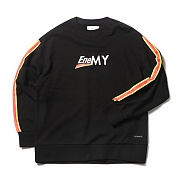 크리틱 MFG ENEMY SWEAT SHIRT(BLACK)_CMOEACR30UC6