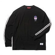 크리틱 CRT SPORT LONG SLEEVES(BLACK)_CTOEARL02UC6