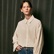 얀13 MOOD PUFF BLOUSE_CREAM