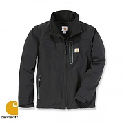 DENWOOD SOFT SHELL JACKET (BLACK)