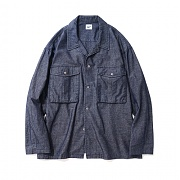 파르티멘토 Washing Denim Shirts Jacket