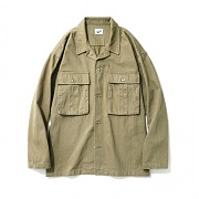 파르티멘토 Desert Cotton Jacket Khaki