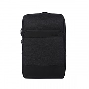 Liam Curve Backpack 1188 BLACK TWILL