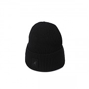 Patch Beanie 3020 Black