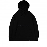 Lettered Pocket Hoody 5115 Black