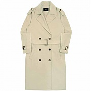 아파트먼트 APT Trench Coat - Beige