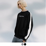 어커버 SIDE LINE SWEATSHIRTS