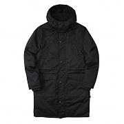 (H4)The Winter Parka(mens jackets.black)