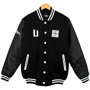업스트림 UT AIF Stadium Jacket Black