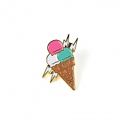 스티그마 STIGMA ICE CREAM BRASS BADGE