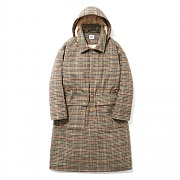 파르티멘토 Gun Club Check Coat