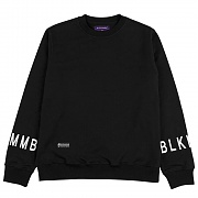 (단독가)블랙맘바 DUST Sweat shirt (Black)