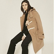 어반디타입 Heavy Rope Point Duffel Coat_OL087