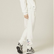 어반디타입 Colorful Logo Sweatpants_PL026