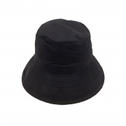 Short bucket hat_Black