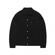 Basic Trucker Jacket 8504 Black