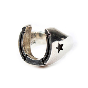 AGINGCCC X BLESSBELL STAR HS SILVER RING