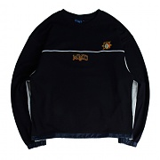 로맨틱크라운 MMD Piping Sweatshirts_Navy