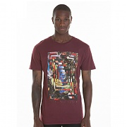 OBEY DEEP MOUNTAIN TEE