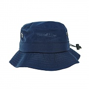WARM UP BUCKET HAT - NAVY
