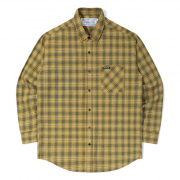 언더에어 Supersonica Shirts - Yellow